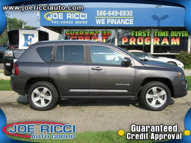 used jeep compass for sale in clinton township mi. Black Bedroom Furniture Sets. Home Design Ideas