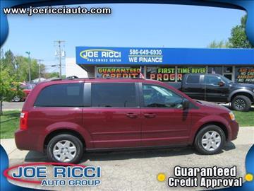 2009 Dodge Grand Caravan for sale in Clinton Township, MI