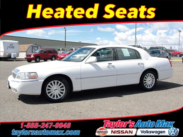 2003 Lincoln Town Car For Sale In Great Falls Mt