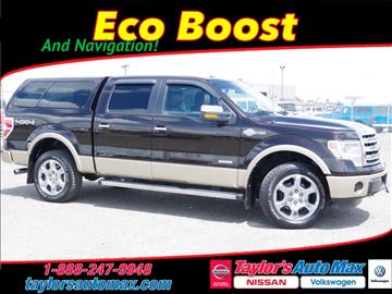 Used 2013 Ford F 150 For Sale Montana