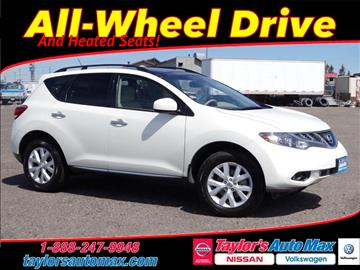 Nissan Murano For Sale Montana