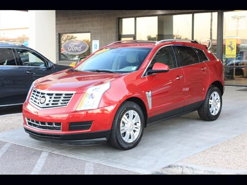 2014 Cadillac Srx Luxury Collection 4dr Suv In Phoenix Az Luxury