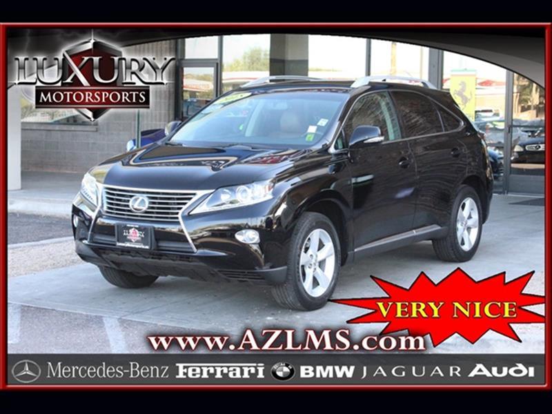 Lexus rx 350 for sale in phoenix az for Goldies motors phoenix az