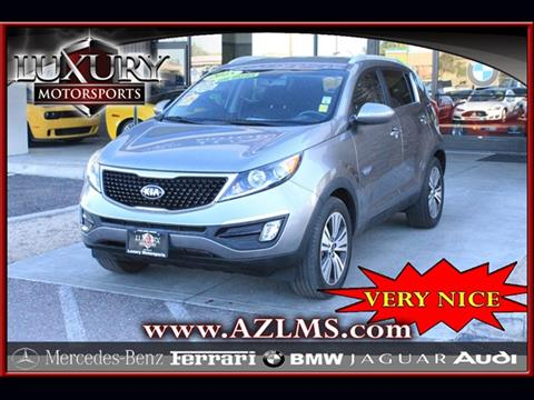 2015 Kia Sportage for sale in Phoenix, AZ