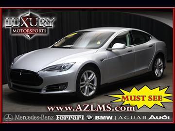 2013 Tesla Model S for sale in Phoenix, AZ