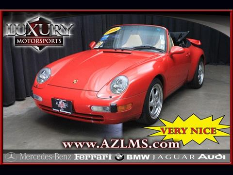 1998 Porsche 911 for sale in Phoenix, AZ