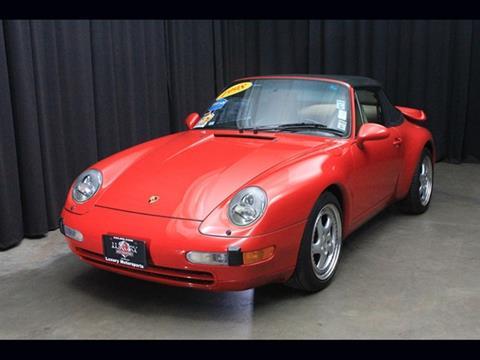 1998 Porsche 911