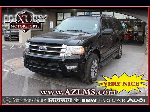 2016 Ford Expedition EL for sale in Phoenix, AZ