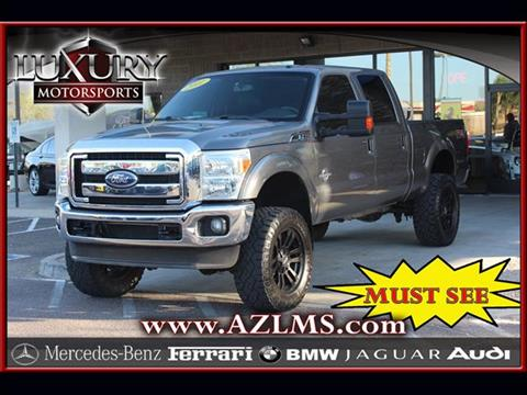 2011 Ford F-350 Super Duty for sale in Phoenix, AZ