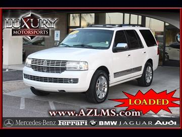 2013 Lincoln Navigator for sale in Phoenix, AZ