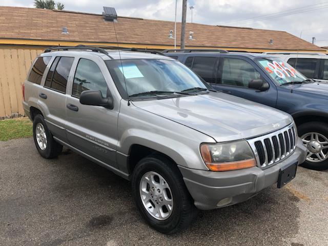 Exceptional 2000 Jeep Grand Cherokee Laredo 4dr SUV   Houston TX
