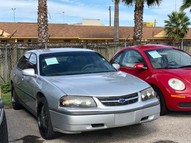 2001 chevrolet impala base 4dr sedan in houston tx astro motors 2005 Chevrolet Impala vehicle options