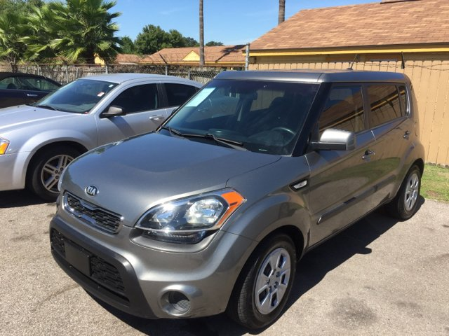 2013 Kia Soul Base 4dr Wagon 6a In Houston Tx Astro Motors