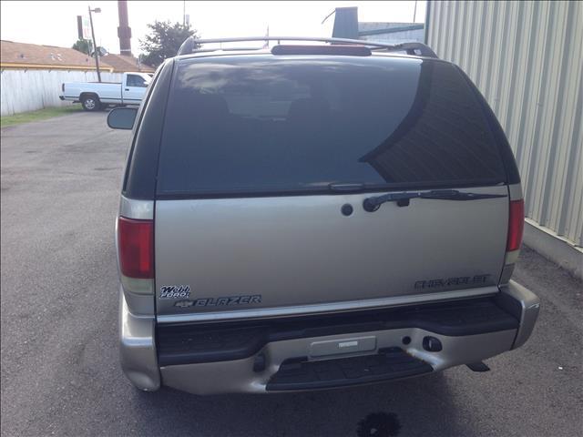 2002 Chevrolet Blazer