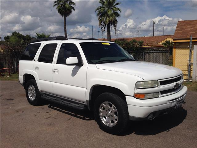 2002 Chevrolet Tahoe