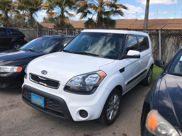 2012 Kia Soul 4dr Wagon 6a In Houston Tx Astro Motors