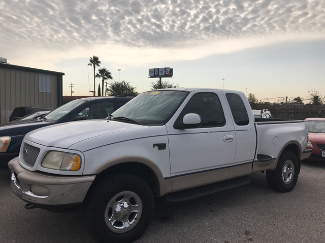 1998 ford f 150 lariat 3dr 4wd extended cab stepside sb in. Black Bedroom Furniture Sets. Home Design Ideas