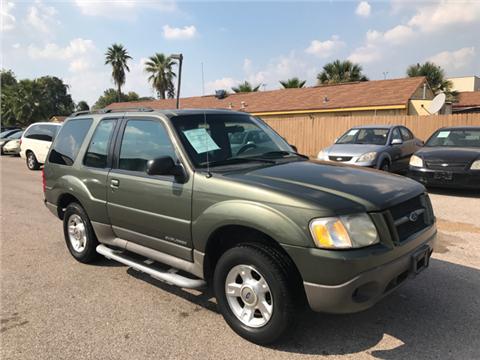 2003 Ford Explorer Sport for sale in Houston, TX