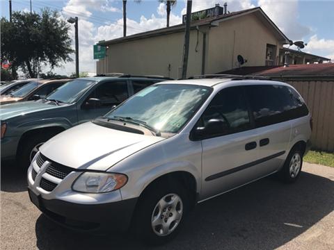 2003 Dodge Caravan for sale in Houston, TX