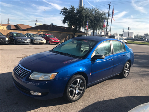 2005 Saturn Ion for sale in Houston, TX