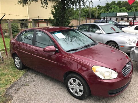 2008 Hyundai Accent for sale in Houston, TX