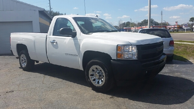2009 chevrolet silverado 1500 work truck 4x2 2dr regular cab 8 ft lb in orlando fl tony pryor. Black Bedroom Furniture Sets. Home Design Ideas