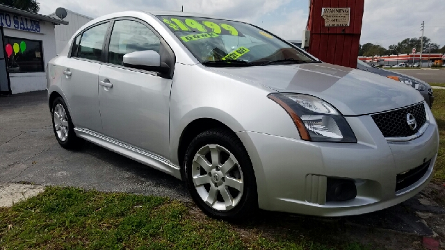 2012 nissan sentra 2 0 sr 4dr sedan in orlando fl tony pryor auto sales. Black Bedroom Furniture Sets. Home Design Ideas
