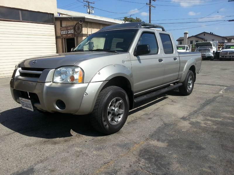 2003 nissan frontier 4dr crew cab xe v6 rwd lb in rosemead. Black Bedroom Furniture Sets. Home Design Ideas