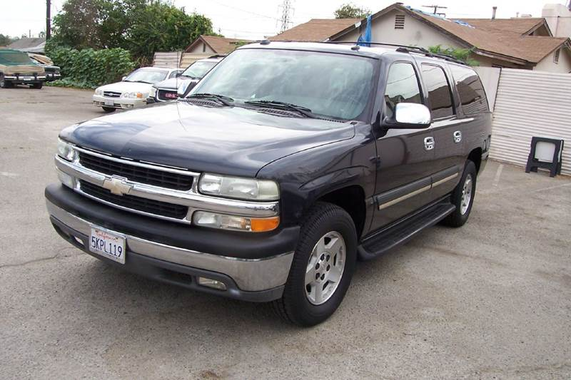 2004 chevrolet suburban 1500 lt 4dr suv in rosemead ca. Black Bedroom Furniture Sets. Home Design Ideas