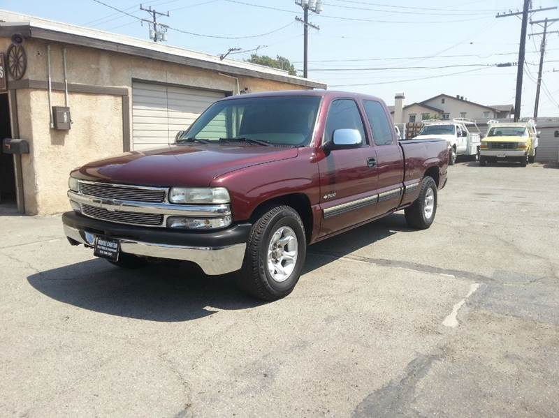 2002 chevrolet silverado 1500 4dr extended cab ls 2wd lb in rosemead ca vehicle center. Black Bedroom Furniture Sets. Home Design Ideas