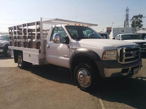 2005 Ford F-450 for sale in Rosemead, CA