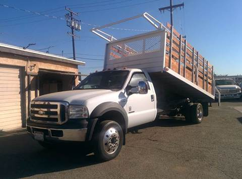 2007 Ford F-550 for sale in Rosemead, CA