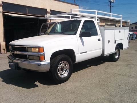 2000 Chevrolet C/K 3500 Series for sale in Rosemead, CA