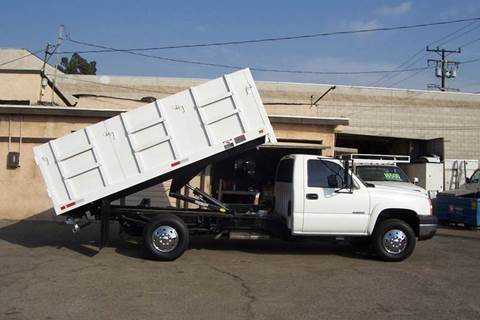 2007 Chevrolet C/K 3500 Series for sale in Rosemead, CA