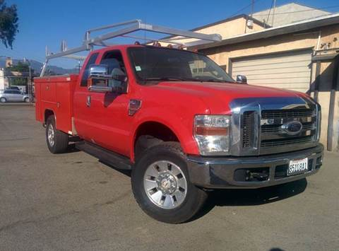 2008 Ford F-350 Super Duty for sale in Rosemead, CA