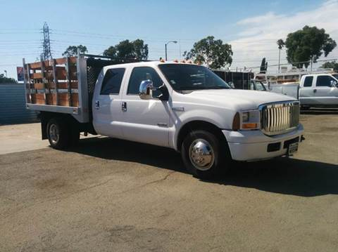 2007 Ford F-350 Super Duty for sale in Rosemead, CA