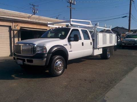 2007 Ford F-450 Super Duty for sale in Rosemead, CA