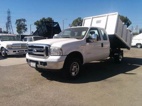 2005 Ford F-250 for sale in Rosemead, CA