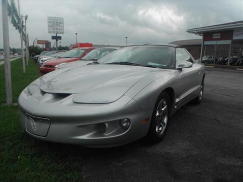 1998 Pontiac Firebird for sale in Hendersonville, NC