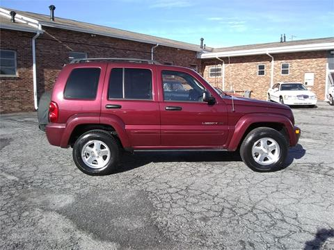 2003 Jeep Liberty for sale in Hendersonville, NC