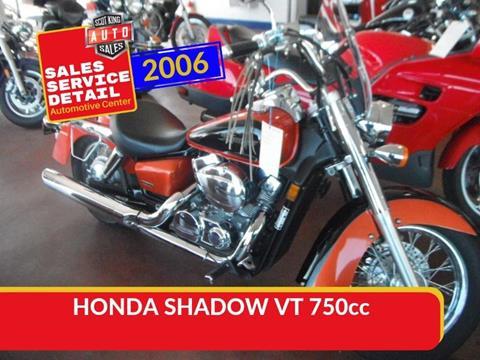 2006 Honda Shadow for sale in Hendersonville, NC