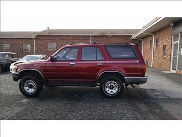 1995 Toyota 4Runner for sale in Hendersonville, NC