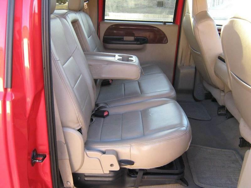 2006 Ford F-250 Super Duty Lariat 4dr Crew Cab 4WD SB - Wylie TX