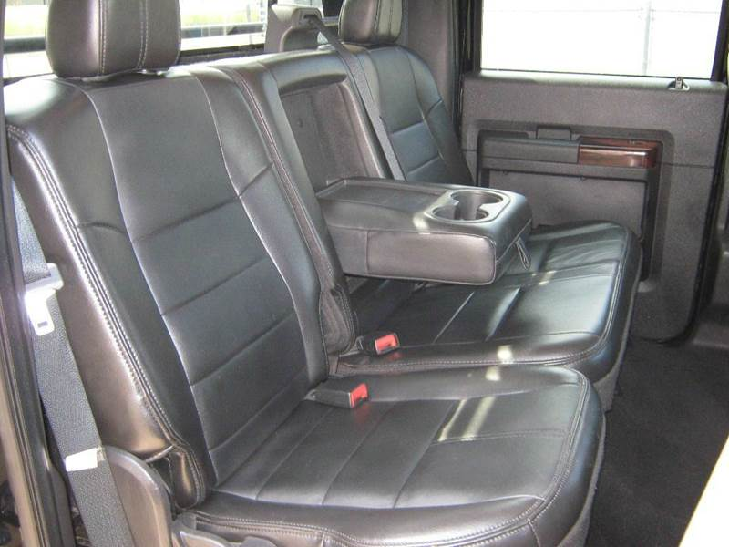 2009 Ford F-350 Super Duty 4x4 Lariat 4dr Crew Cab 8 ft. LB DRW - Wylie TX