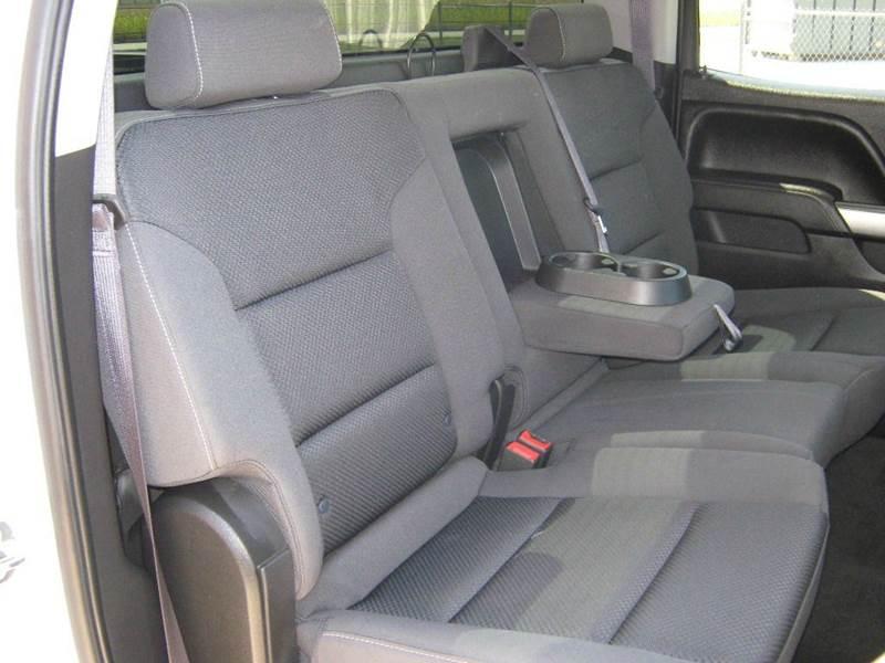 2015 Chevrolet Silverado 1500 LT 4x4 4dr Crew Cab 5.8 ft. SB - Wylie TX