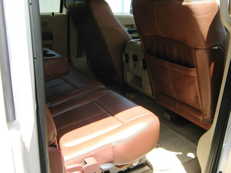 2011 Ford F-350 Super Duty 4x4 King Ranch 4dr Crew Cab 8 ft. LB SRW Pickup - Wylie TX