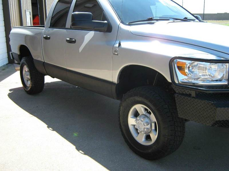 2009 Dodge Ram Pickup 2500 4x4 SLT 4dr Quad Cab 6.3 ft. SB Pickup - Wylie TX