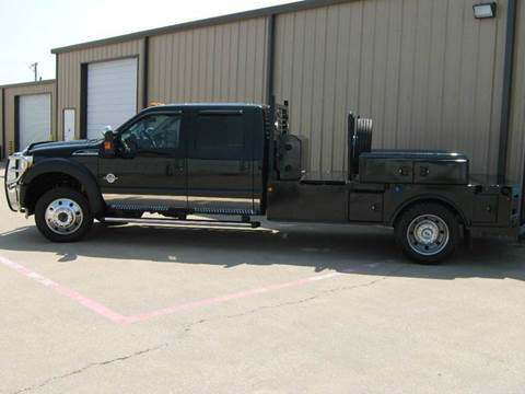 2012 Ford F-550 for sale in Wylie, TX