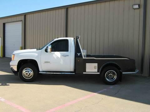 2013 GMC Sierra 3500HD for sale in Wylie, TX