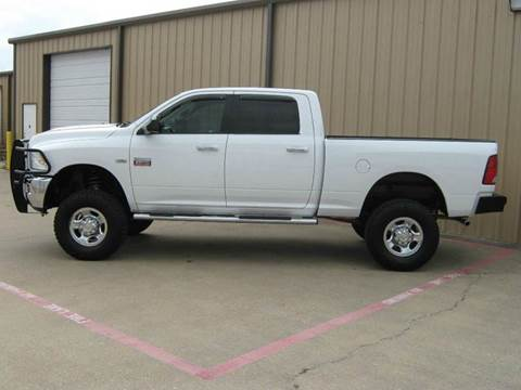 2010 Dodge Ram Pickup 2500 for sale in Wylie, TX
